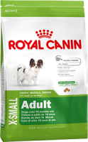 X-SMALL ADULT (ИКС-СМОЛ ЭДАЛТ) Сухой (1,5 кг) Royal Canin