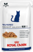 Royal Canin VCN Neutered Weight Balance (ВКН Ньютрид Вэйт Баланс) Пауч (100 г)