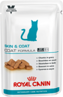 Royal Canin VCN Skin&Coat Coat Formula (ВКН Скин энд Коат Коат Формула) Пауч (100 г)