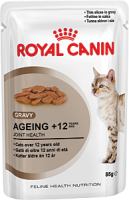 AGEING +12 (ЭЙДЖИНГ +12 в соусе) Пауч 85 г Royal Canin