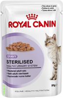 STERILISED (СТЕРИЛАЙЗД в желе) Пауч 85 г Royal Canin